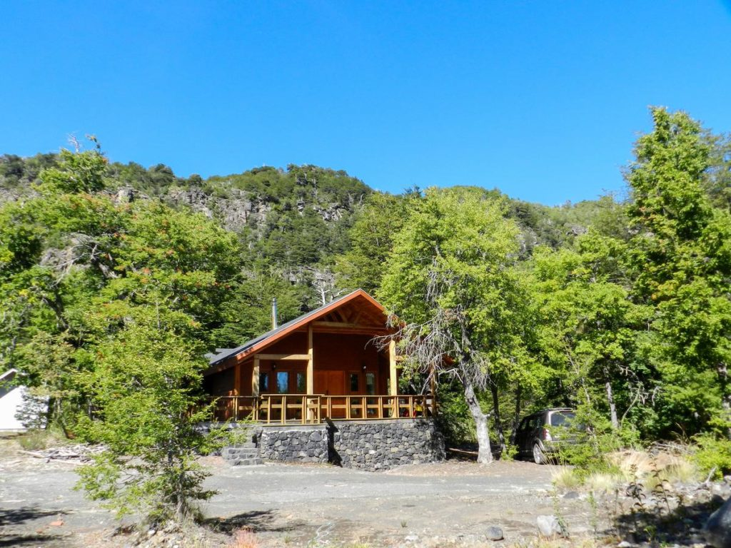 Cabaña 3 habitaciones